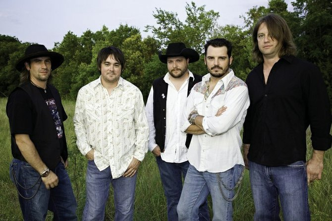 Reckless Kelly plays a free concert at about 5:30 p.m. Tuesday in Gondola Square at Steamboat Ski Area.