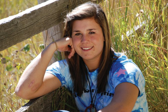 Lucille 'Lucy' Grace Causley, a 2009 Lowell Whiteman School graduate, died Saturday morning in a house fire in Gunnison where she was a freshman at Western State College. Causley was 18.