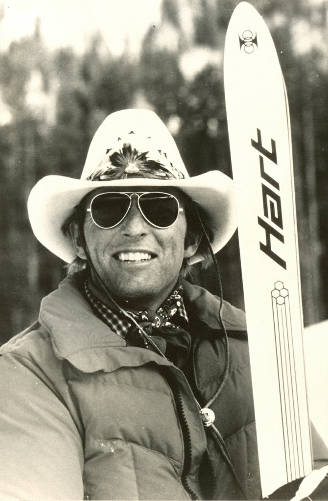 Billy Kidd, Steamboat Ski Area's longtime director of skiing, was the first American to medal in an Alpine skiing event at the Winter Olympics.