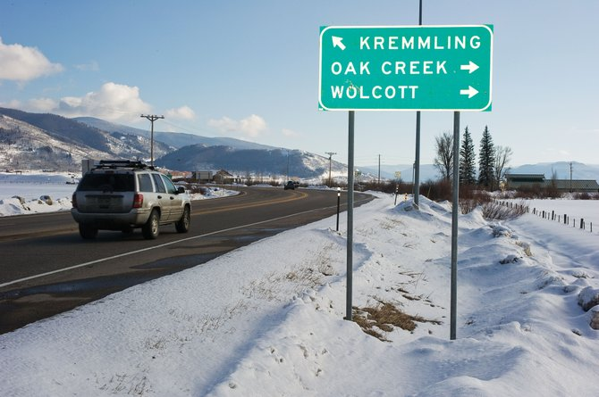 The Routt County Board of Commissioners is expected to vote on a contract to begin a commuter service from Oak Creek and Stagecoach beginning in March. The service would use 12-person passenger vans.