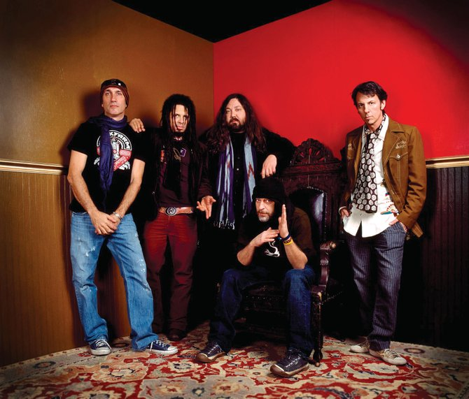 All-star rock band Stockholm Syndrome plays Thursday at Sheraton Steamboat Resort. Indie rock group These United States shares the bill.