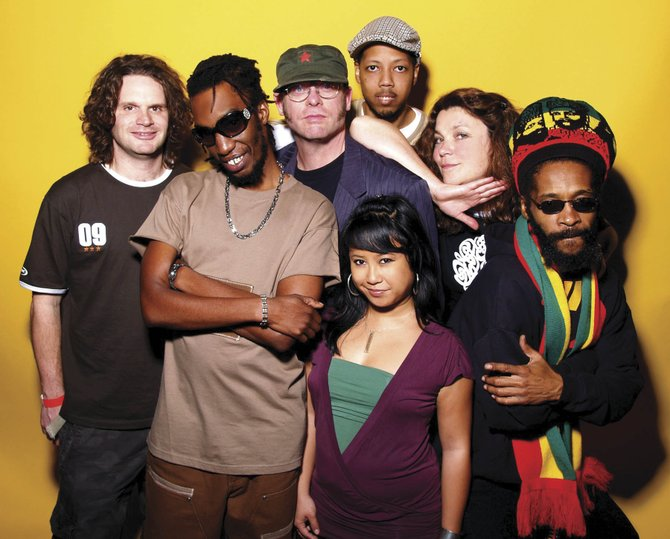 Dub group Easy Star All-Stars opens the 11th annual Bud Light Rocks the Boat free concert series at 3 p.m. March 13 in Gondola Square at Steamboat Ski Area. The band is known for its reggae re-imaginings of classic albums.