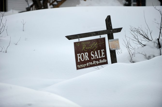 "The Steamboat Springs City Council is expected to vote Tuesday night on the final language in a revised sign code ordinance that would relax constraints on ""for sale"" signs for Realtors."