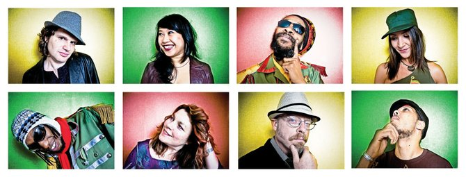 Easy Star All-Stars brings its rotating cast of reggae musicians to Steamboat for a free concert at 3 p.m. Saturday in Gondola Square. The show is part of the 11th annual Bud Light Rocks the Boat free concert series.