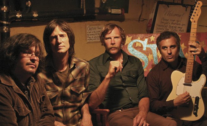 The Mother Hips, a rock band from San Francisco, play today at Ghost Ranch Saloon. Washington rock band The Lonely H is set to open the show.