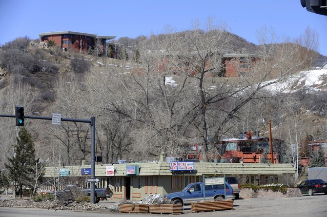 Colorado Mountain College officials have begun negotiations with Harry and Mary Dike about purchasing their commercial property at 13th Street and Lincoln Avenue. The CMC Alpine Campus would use the property to build an access road to its campus as it plans to build a new $20 million facility.