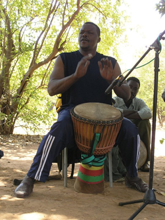Abdoul Doumbia, originally of Mali, West Africa, is a master djembe drummer now residing in Boulder. He will travel to Craig this weekend to host several drumming workshops and perform at 3 p.m. Saturday at the Craig Middle School auditorium.