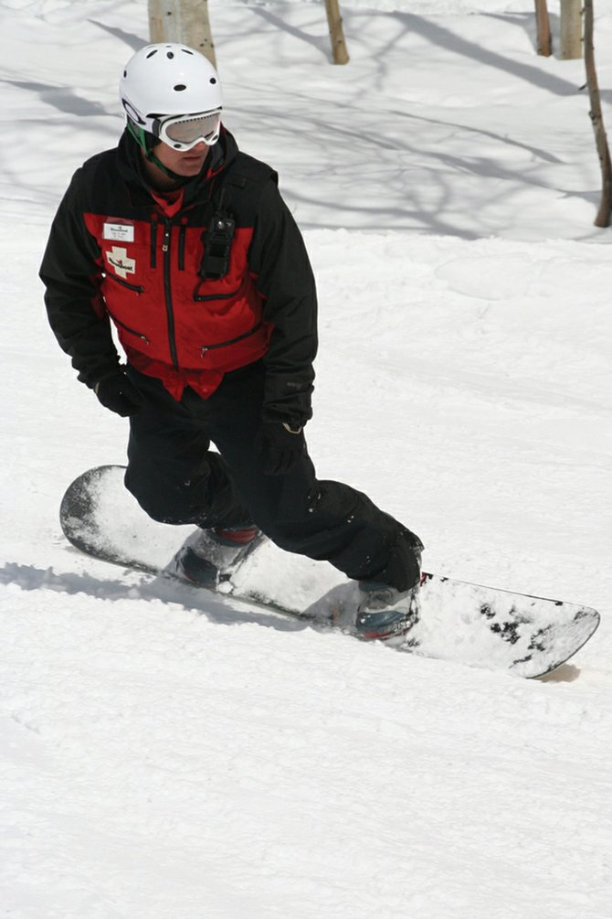 Cody St. John patrolled for Steamboat Ski Area for four seasons. The second annual Cody's Challenge Randonee Race is April 3.