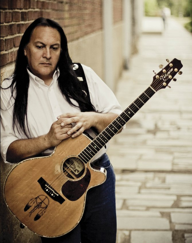Singer-songwriter Bill Miller is scheduled to play for CMC students and the public in a concert at 8 p.m. Monday in Schaffrick Lounge in Willett Hall on the Colorado Mountain College Alpine Campus.