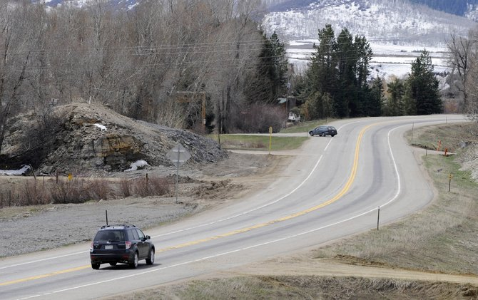The July 2009 death of Lorna Farrow on this stretch of U.S. Highway 40 prompted the Colorado Department of Transportation to lower the speed limit and improve sight distance.