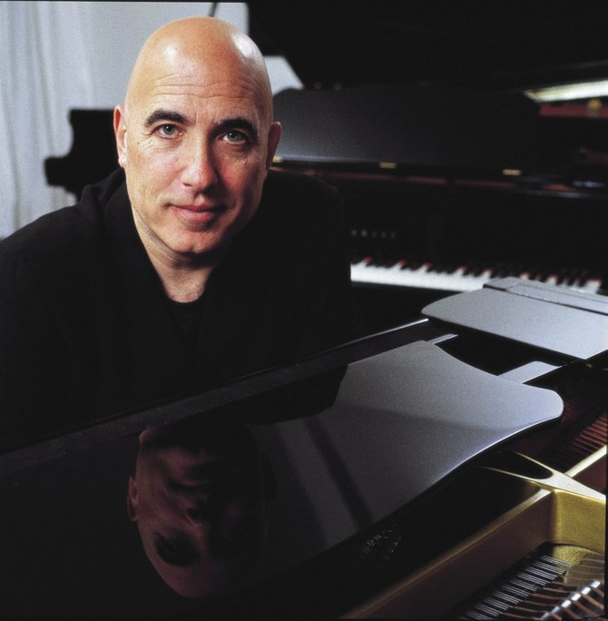 Contemporary composers Mike Garson, pictured, and David Stock will act as composers-in-resident for the Strings Music Festival this year. The festival was awarded a $10,000 grant from the National Endowment for the Arts.