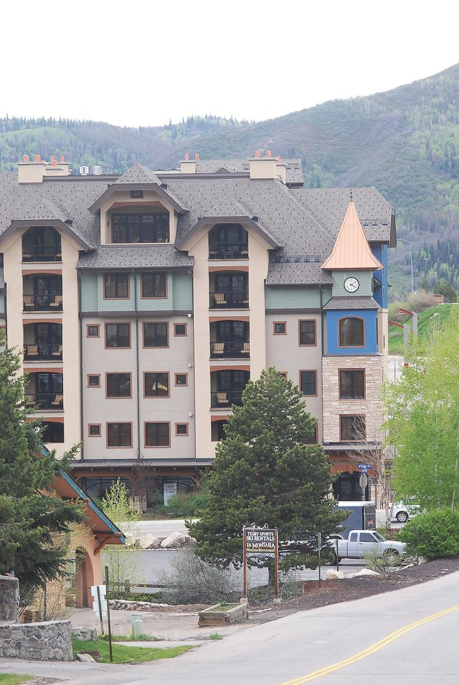 Mountain Resorts of Steamboat Springs recently landed the management contract for The Highmark at Après Ski Way and Village Drive. Company officials look forward to helping new condominium owners establish a homeowners association in the future.