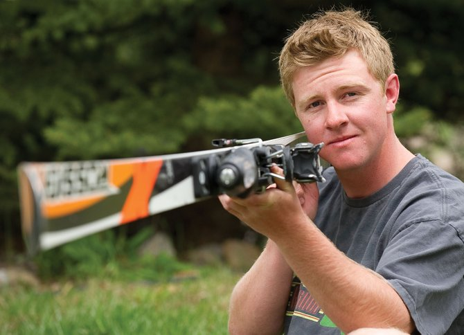 Steamboat Springs Winter Sports Club ski racer Max Marno has been named to the U.S. Ski Team's development squad. Marno joins his younger sister, Anna, who already is on the team.