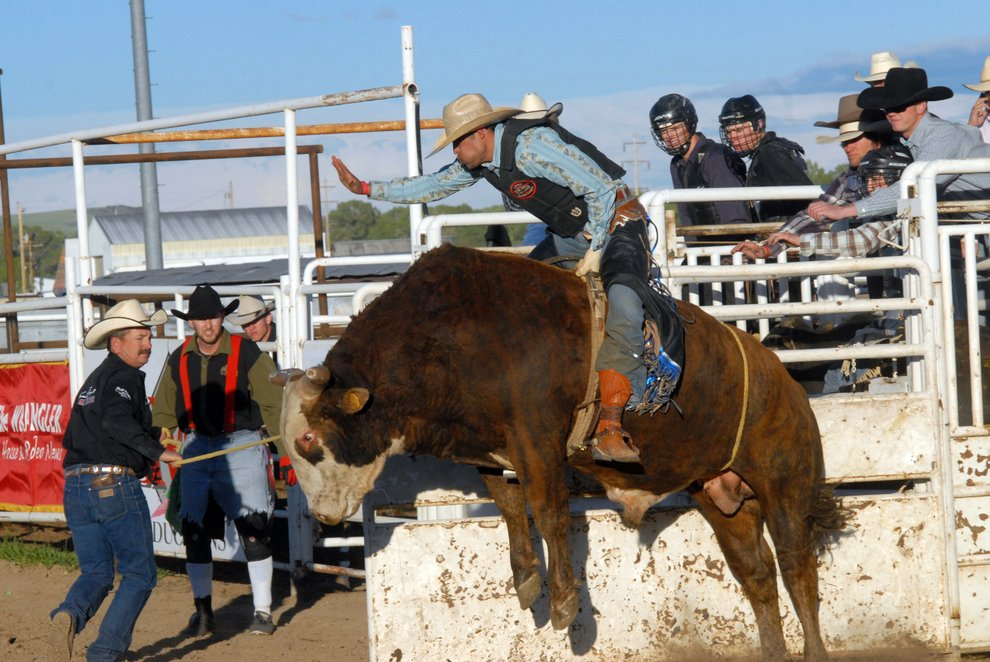 a biography of lane frost an american bull rider Lane frost was an american athlete and world champion rodeo bull rider whose  life story was portrayed in the 1994 luke perry film, 8 seconds lane was the.
