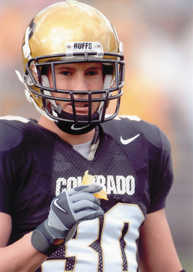 Former Steamboat Springs Sailor and CU Buffalo Joel Adams will miss the rivalry of the Colorado-Nebraska football game every November. CU announced Thursday its intention to join the Pac-10, and Nebraska is rumored to be heading to the Big 10.
