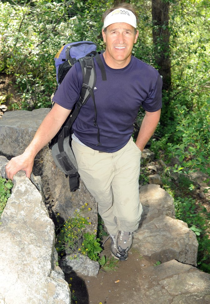 Matt Tredway taught math and science for 23 years at Steamboat schools and started the Everything Outdoor Steamboat program. Now, he's retiring from the school district but said he's far from done exploring the outdoors. A mountain climbing trip to South America is planned for later this summer.