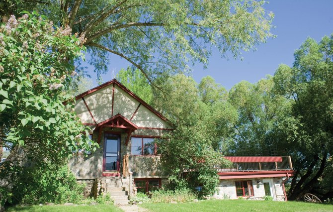 The leadership of the Rocky Mountain Youth Corps is moving forward on purchasing this property just off 13th Street that would provide the group a permanent home on Steamboat's west side and possibly someday host other youth service organizations.