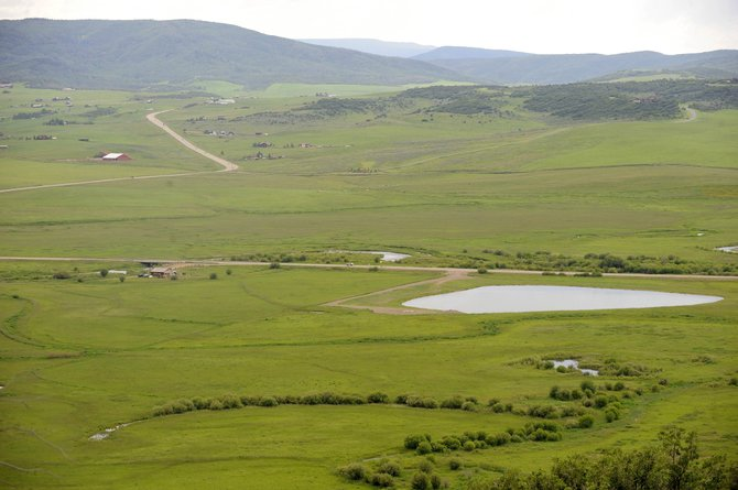 Alpine Aggregates is seeking a Routt County permit to build a gravel pit on 111 acres about six miles south of Steamboat Springs on Colorado Highway 131 next to the Yampa River.