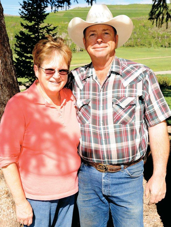 Jim & Judy Kendall