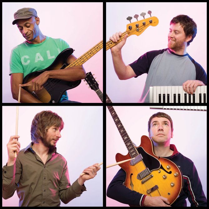 The New Mastersounds will perform at 8 p.m. today at Old Town Pub.