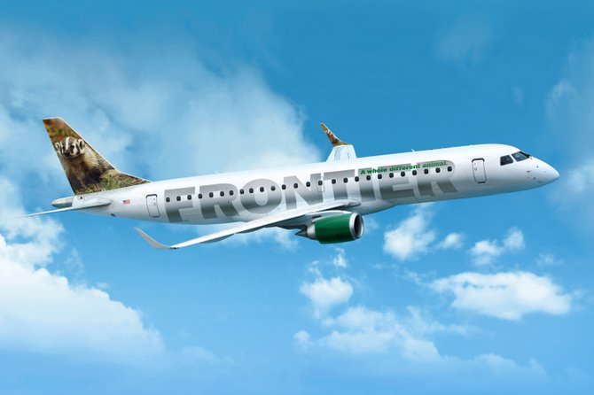 Steamboat Ski and Resort Corp. announced Thursday that Frontier Airlines will fly daily at YVRA next winter, to and from Denver, with a 99-passenger, Embraer 190 aircraft.