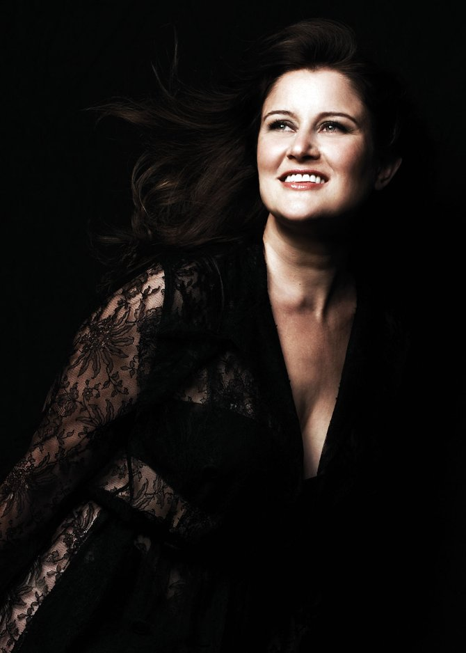 Singer-songwriter Paula Cole performs Thursday and Friday for Strings Music Festival.