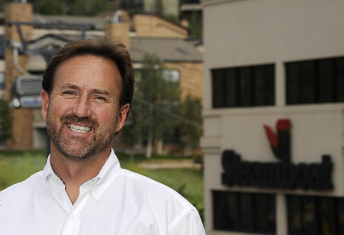 Andy Wirth, senior vice president of sales and marketing for Steamboat Ski and Resort Corp., announced Tuesday that he is leaving Steamboat Springs to become chief executive officer at the Squaw Valley USA ski resort in California.