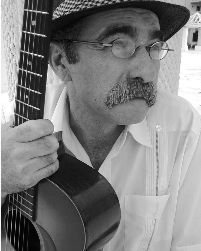 Roy Book Binder performs Monday night at First String Music in Steamboat Springs.