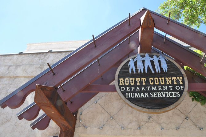 The Routt County Department of Human Services is projecting an unprecedented $1 million in funding for food assistance in the county in 2010.