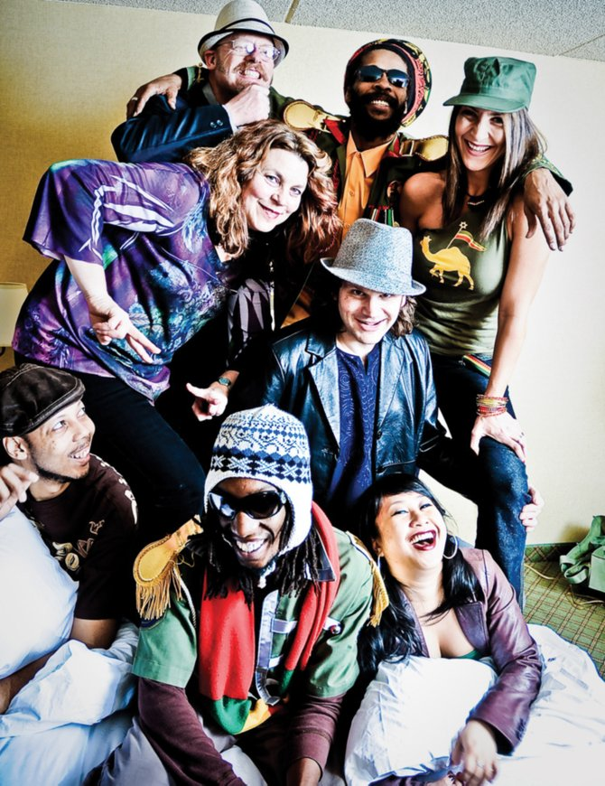 Easy Star All-Stars brings its rotating cast of reggae musicians to Steamboat Springs for a free concert at 6 p.m. today at Howelsen Hill. The show is part of the Free Summer Concert Series.