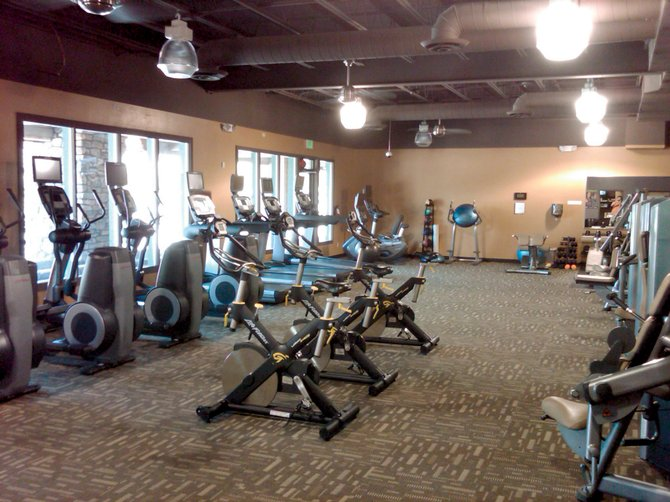 The owners of this Anytime Fitness club in Conifer plan to open a location in Central Park Plaza in Steamboat Springs.