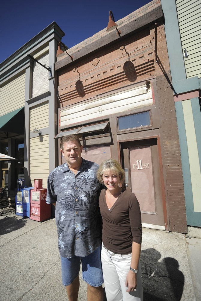 Steamboat Shoe Market owners Rick and Linda Petet plan to open a second shoe store, Goodie 2 Shoes, in their newly purchased real estate at 908 Lincoln Ave.