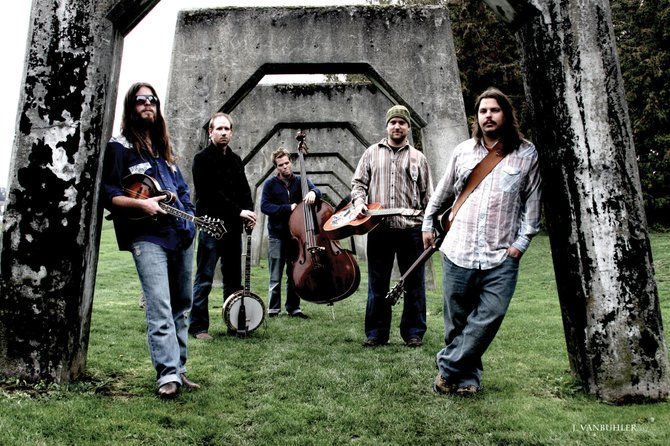 "Greensky Bluegrass recently released a live album from a November 2009 performance called ""All Access: Volume One."" The band plays at 9 p.m. today at Ghost Ranch Saloon. Tickets are $10."