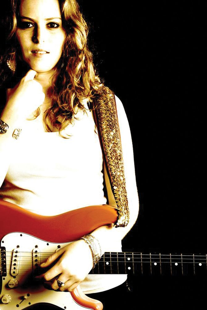 Megan Burtt plays folk pop with an edge Saturday at The Boathouse Pub. The free show starts at 10 p.m.