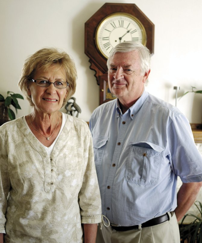 Bill and Karen Lawrence, of Craig, are among a growing number of older adults taking college classes to learn new skills, connect with their communities and enhance or change careers.