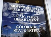 The Moffat County Sheriff's Office, Craig Police Department, Colorado State Patrol and the Moffat County Jail all operate out of the 45,482 square foot Moffat County Public Safety Center, pictured here Tuesday, on 1st Street. The police department occupies 2,258 square feet of exclusive space in the center.