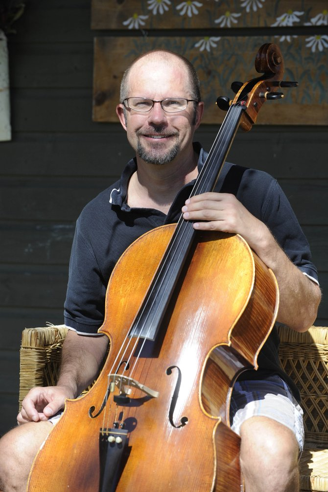 The Steamboat Symphony Orchestra cello choir, led by Bruce Dean, begins Monday and costs $105 for the four-week session.