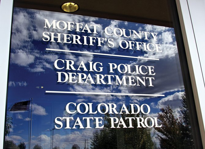 The Moffat County Sheriff's Office, Craig Police Department, Colorado State Patrol and the Moffat County Jail occupy the 45,482 square foot Moffat County Public Safety Center, pictured here Tuesday, at 800 W. First St. The police department's lease of the space, which currently provides the department free rent, will soon expire and has spurred negotiations between the county and city.