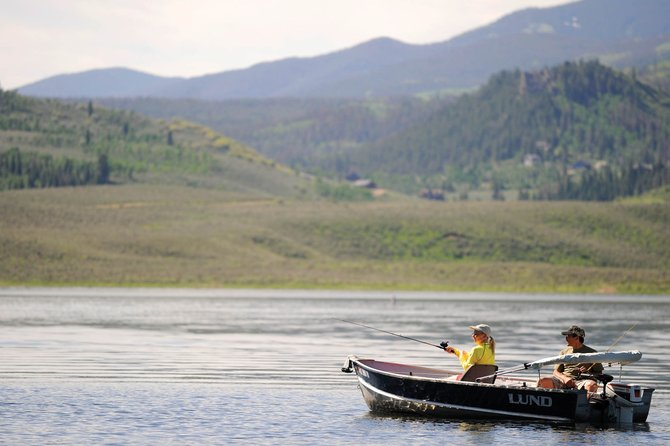 Stagecoach State Park was ranked 22nd in a study of the 44 Colorado State Parks. Beginning Nov. 1, daily increases will go into effect for some parks.