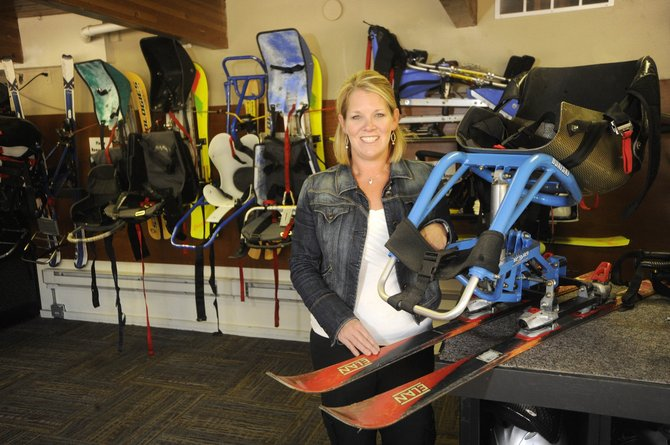 The 4-year-old Steamboat Adaptive Recreational Sports nonprofit organization recently hired Julie Taulman as its first executive director.