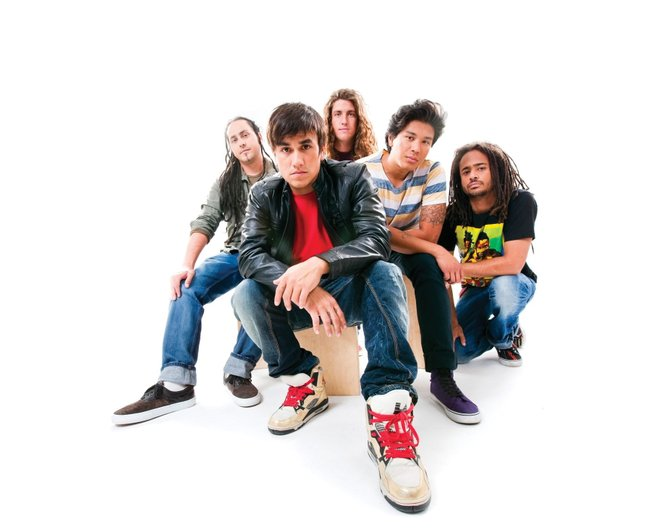 Tomorrows Bad Seeds, a reggae-rock outfit from California, plays at 9 p.m. Saturday at Ghost Ranch Saloon. Its a free show. 