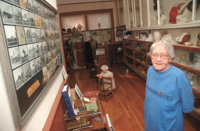 Hayden resident Jan Leslie wrote books about Hayden and helped chronicle the towns history. She died Wednesday at the age of 72.