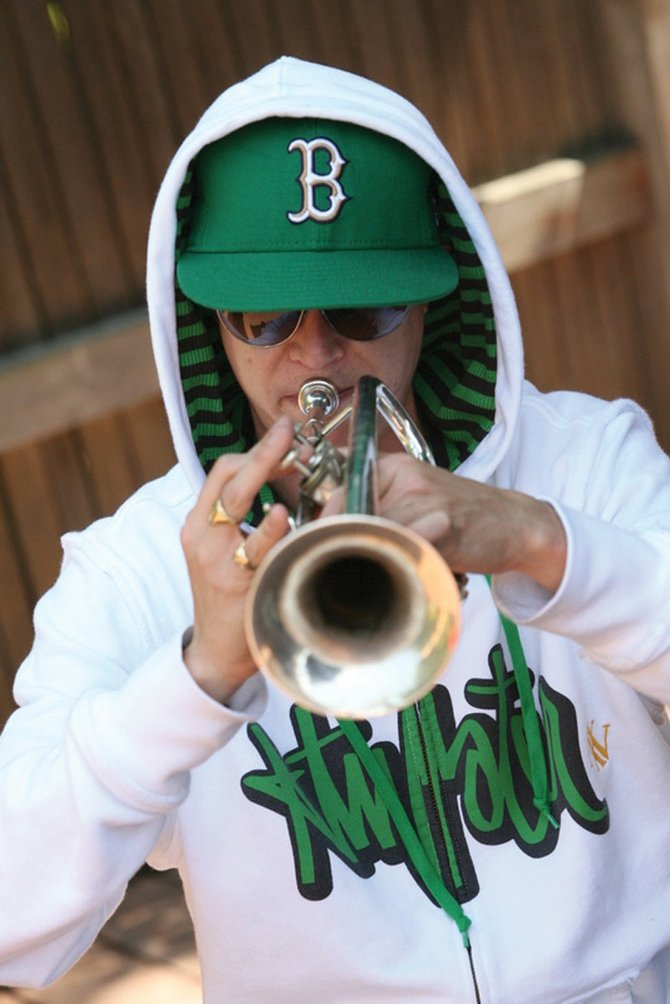 Chris Welter, also known as C-Money, has played trumpet and keyboard for reggae bands Slightly Stoopid and John Brown's Body. He plays at 10 p.m. Saturday with a side project called C-Money and the Players Inc. at The Tap House Sports Grill.