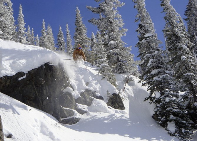 Skier and filmmaker Kerry Lofy will premier his latest outdoor film during the Steamboat Mountain Film Festival at 7 p.m. Saturday at Ghost Ranch Saloon.