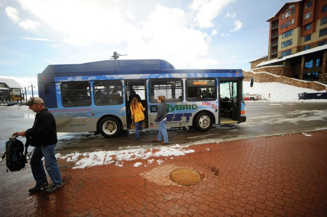 The Steamboat Springs City Council approved spending $44,827 to extend free, late-night Steamboat Springs Transit service to 2:20 a.m., seven days a week, from Dec. 16 to April 10. Winter bus service currently stops at about 1 a.m.