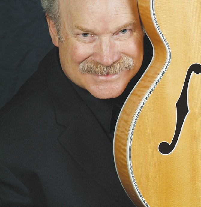 Jazz guitarist Bill Martin performs from 6 to 7 p.m. Saturday at All That Jazz. The performance takes place during the Merry Mainstreet holiday celebration in downtown Steamboat.