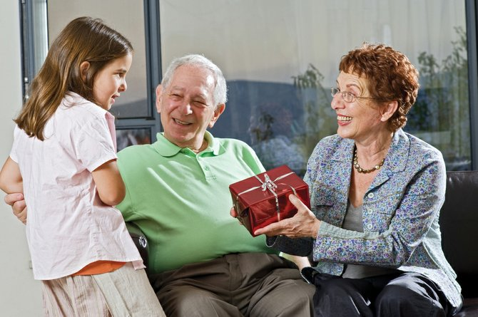 Adaptive aids, puzzles and items to keep minds alert are among gifts appreciated by older adults.
