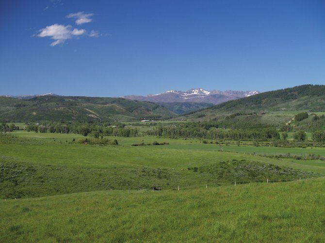 Routt County Commissioners approved Tuesday a conservation easement for more than 760 acres on the Chew Ranch in North Routt County. The approval is one of six by commissioners, who this year have allocated more than $3.6 million to conserve more than 5,200 acres through the county's Purchase of Development Rights program.