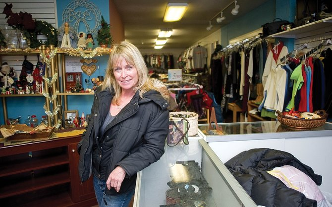 Rose Atkins opened Rummagers Thrift Store in Steamboat Springs 10 years ago. The store has moved locations a few times during that run, but Atkins said she is proud that the store continues to have a strong following in Steamboat.