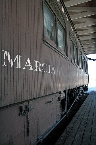 The Marcia Car, which is owned by the Craig Chamber of Commerce, is in need of maintenance totaling $15,950. The Chamber has been awarded a $11,484 grant by the Colorado Historical Society and a $500 grant by the Yampa Valley Community Foundation. The Chamber hopes to raise the additional funds through private donations.